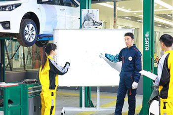 汽车4S维修技师