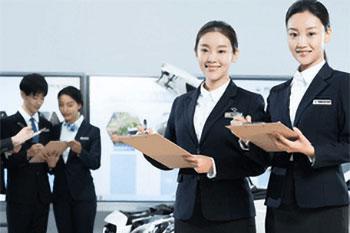 汽车商务与互联网+(女生专业)