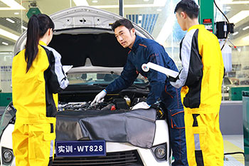 汽车维修工程师