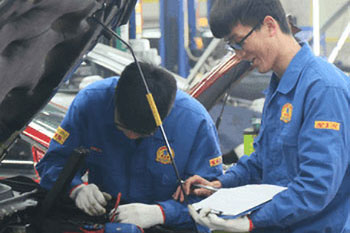 汽车检测与维修高级技师
